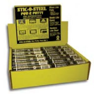 STIC-O-STEEL 2 ounce stick