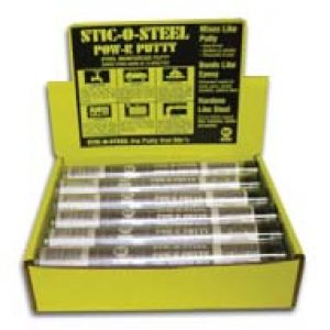 STIC-O-STEEL 4 oz stick